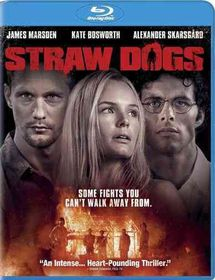 Straw Dogs - (Region A Import Blu-ray Disc)