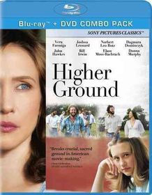 Higher Ground (Combo) - (Region A Import Blu-ray Disc)