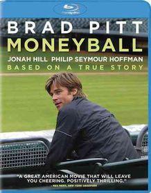 Moneyball - (Region A Import Blu-ray Disc)