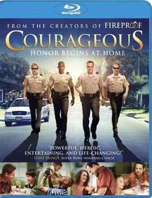 Courageous - (Region A Import Blu-ray Disc)
