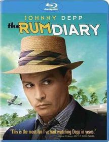 Rum Diary - (Region A Import Blu-ray Disc)