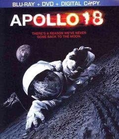 Apollo 18 - (Region A Import Blu-ray Disc)