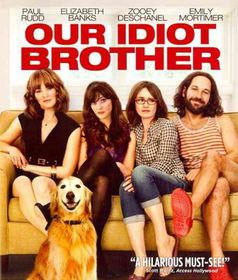 Our Idiot Brother - (Region A Import Blu-ray Disc)