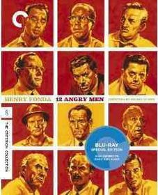 12 Angry Men - (Region A Import Blu-ray Disc)
