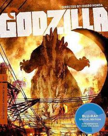 Godzilla - (Region A Import Blu-ray Disc)