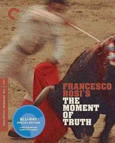 Moment of Truth - (Region A Import Blu-ray Disc)