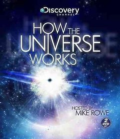How the Universe Works - (Region A Import Blu-ray Disc)