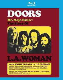 Mr Mojo Risin:Story of La Woman - (Region A Import Blu-ray Disc)
