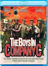 Boys in Company C - (Region A Import Blu-ray Disc)