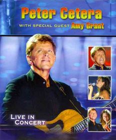 Peter Cetera with Amy Grant:Live - (Region A Import Blu-ray Disc)