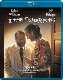 Fisher King - (Region A Import Blu-ray Disc)