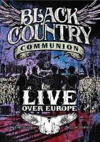 Live over Europe - (Australian Import Blu-ray Disc)