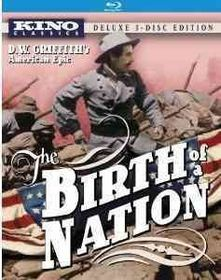 Birth of a Nation - (Region A Import Blu-ray Disc)
