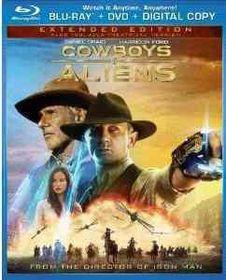 Cowboys & Aliens - (Region A Import Blu-ray Disc)