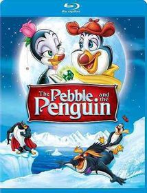 Pebble and the Penguin - (Region A Import Blu-ray Disc)