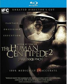 Human Centipede II:Full Sequence - (Region A Import Blu-ray Disc)