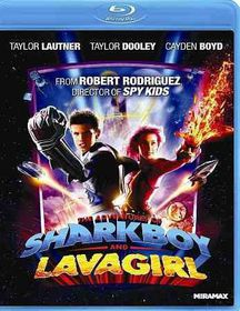 Adventures of Sharkboy and Lavagirl - (Region A Import Blu-ray Disc)
