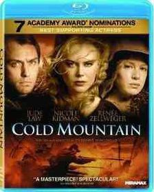 Cold Mountain - (Region A Import Blu-ray Disc)