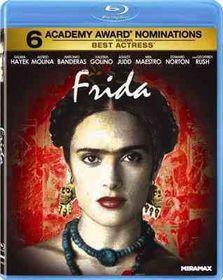 Frida - (Region A Import Blu-ray Disc)