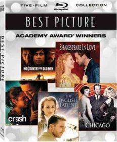 Best Picture Academy Award Winners - (Region A Import Blu-ray Disc)