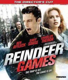 Reindeer Games (Director's Cut) - (Region A Import Blu-ray Disc)