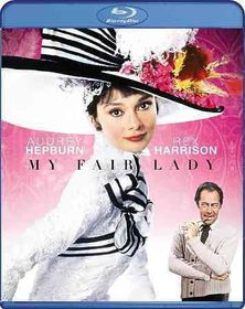 My Fair Lady - (Region A Import Blu-ray Disc)