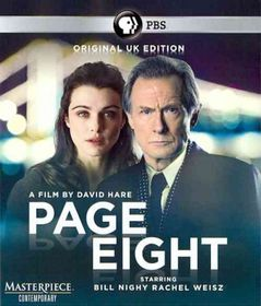 Masterpiece Contemporary:Page Eight - (Region A Import Blu-ray Disc)