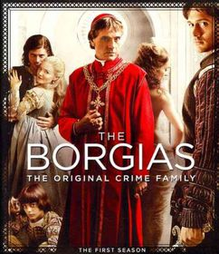 Borgias:First Season - (Region A Import Blu-ray Disc)