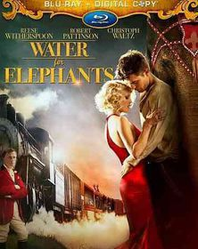 Water for Elephants - (Region A Import Blu-ray Disc)