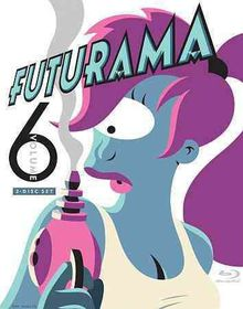 Futurama:Vol 6 - (Region A Import Blu-ray Disc)