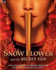 Snow Flower and the Secret Fan - (Region A Import Blu-ray Disc)
