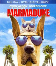Marmaduke (Triple Play) - (Region A Import Blu-ray Disc)