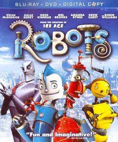 Robots (Triple Play) - (Region A Import Blu-ray Disc)