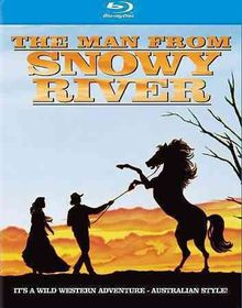 Man from Snowy River - (Region A Import Blu-ray Disc)