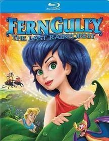 Ferngully:Last Rainforest - (Region A Import Blu-ray Disc)