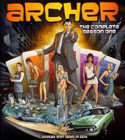 Archer Season 1 - (Region A Import Blu-ray Disc)