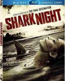 Shark Night - (Region A Import Blu-ray Disc)