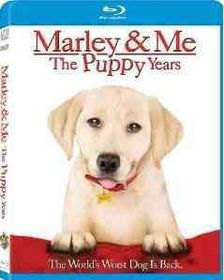Marley & Me:Puppy Years - (Region A Import Blu-ray Disc)