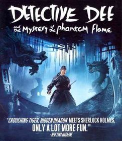 Detective Dee and the Mystery of the - (Region A Import Blu-ray Disc)