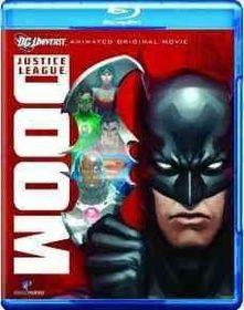 Dcu Justice League:Doom - (Region A Import Blu-ray Disc)