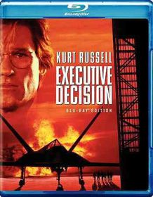 Executive Decision - (Region A Import Blu-ray Disc)