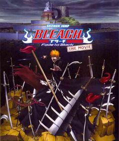 Bleach Movie:Fade to Black - (Region A Import Blu-ray Disc)