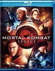 Mortal Kombat:Legacy - (Region A Import Blu-ray Disc)