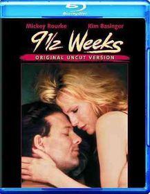 9 1/2 Weeks - (Region A Import Blu-ray Disc)