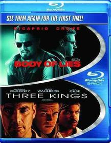 Body of Lies/Three Kings - (Region A Import Blu-ray Disc)