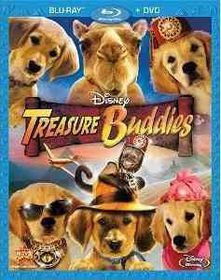 Treasure Buddies - (Region A Import Blu-ray Disc)