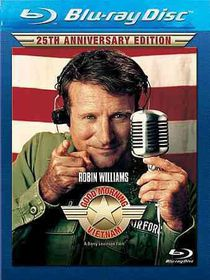 Good Morning Vietnam 25th Ann Ed - (Region A Import Blu-ray Disc)