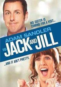 Jack and Jill - (Region 1 Import DVD)