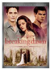 Twilight Saga:Breaking Dawn Part 1 Se - (Region 1 Import DVD)