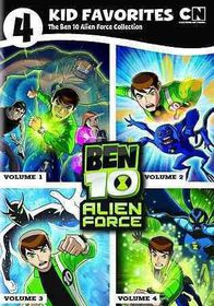 4 Kid Favorites:Ben 10 Alien Force - (Region 1 Import DVD)